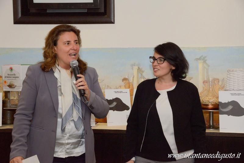 Laura Gambacorta e Roberta Porciello