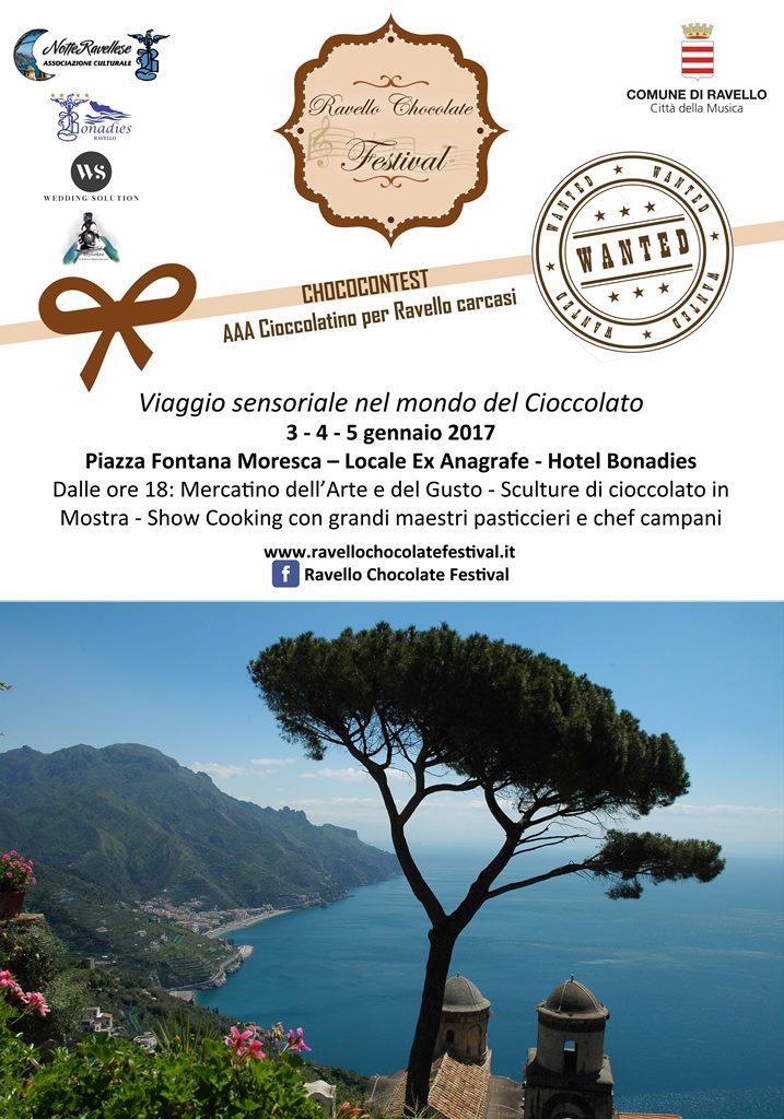 manifesto ravello chocolate festival 2016