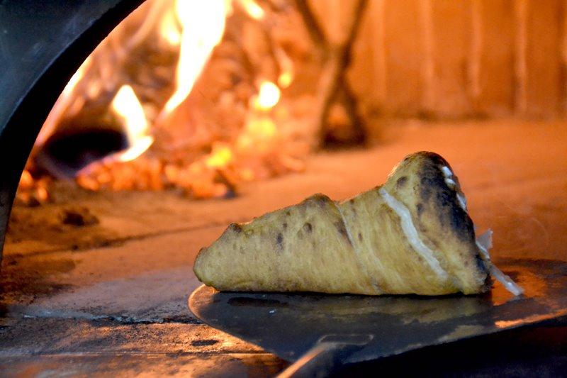 O' cappiell 'e Pulecenella al forno