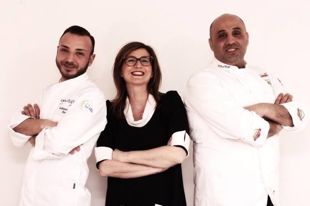 Le tre vele Tina D'Antuono Antonio De Martino Fabiano Borea