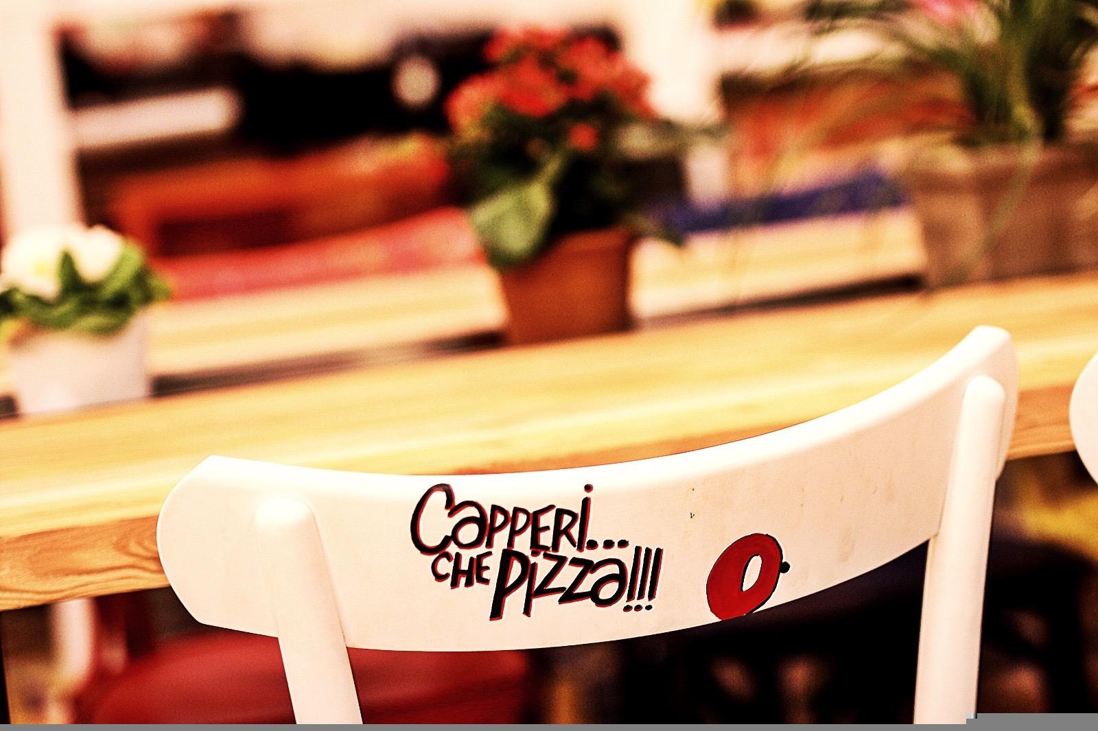 Capperi...che Pizza!