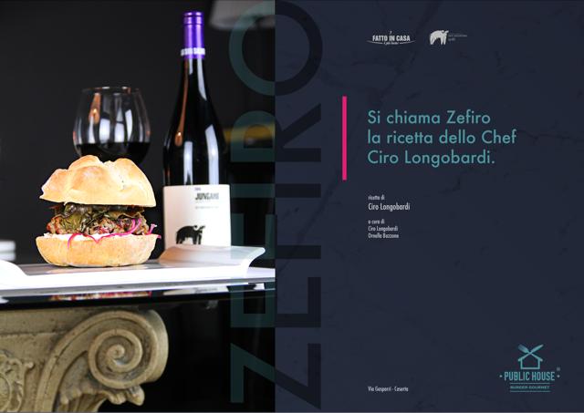 Public House - Burger gourmet Zefiro