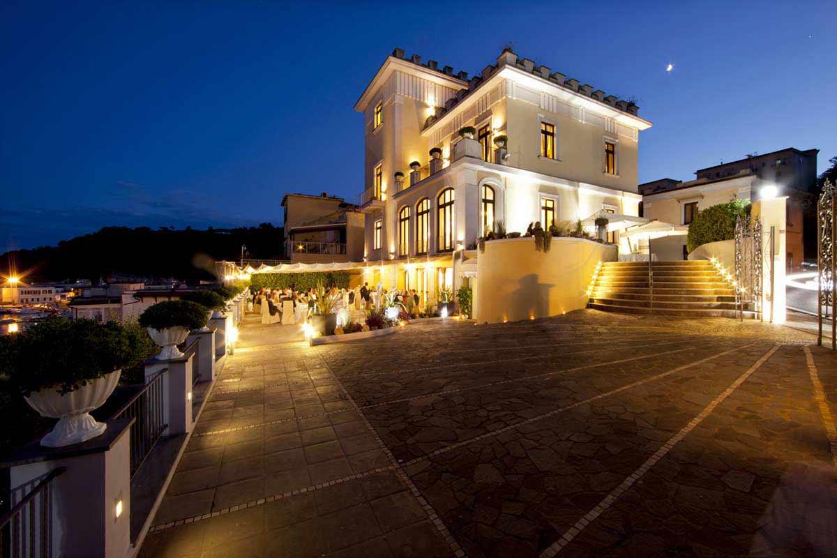Villa Sabella di Baia (Na)