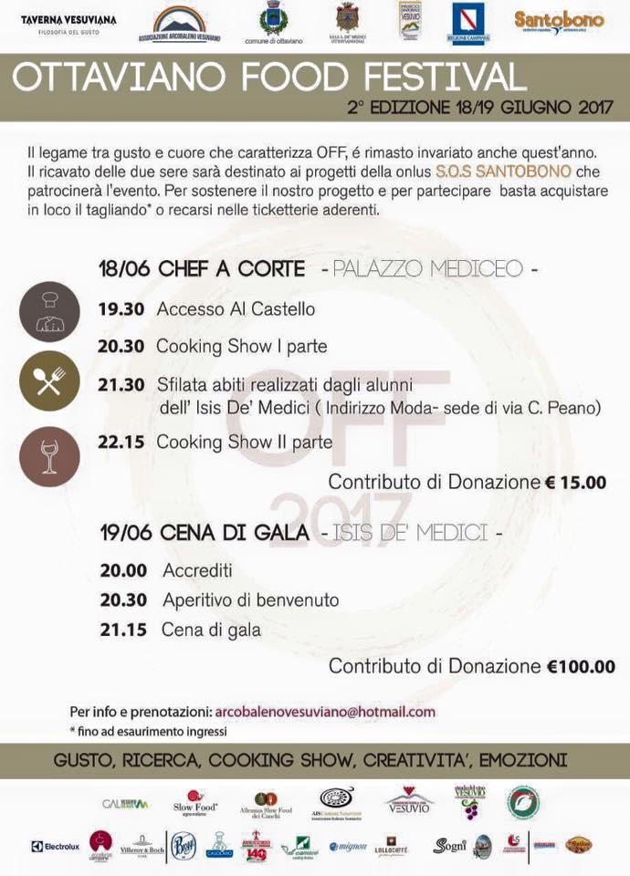 OFF – Ottaviano Food Festival
