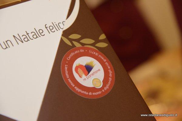 Certificazione Re Panettone