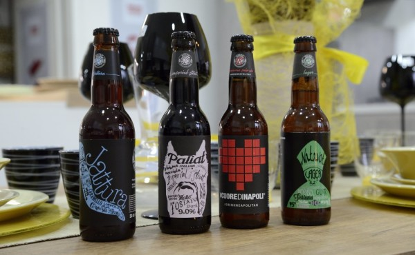 Le birre artigianali KBIRR