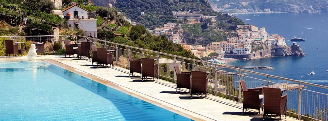 Le Nereidi Restaurant di Amalfi